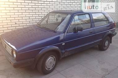 Volkswagen Golf II 1987 в Луцке