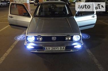 Volkswagen Golf II 1989 в Харькове