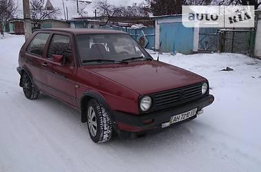 Volkswagen Golf II GTD 1986