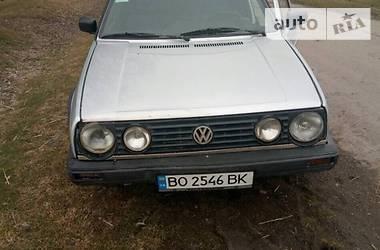 Volkswagen Golf II 1984 в Зборове