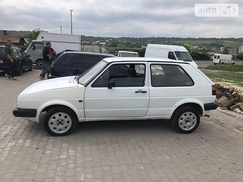 Volkswagen Golf II 1988 в Золочеве