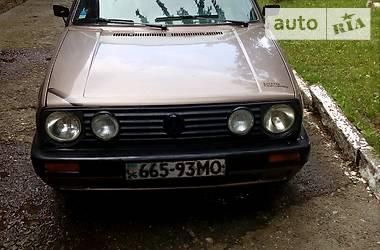 Volkswagen Golf II 1984 в Черновцах