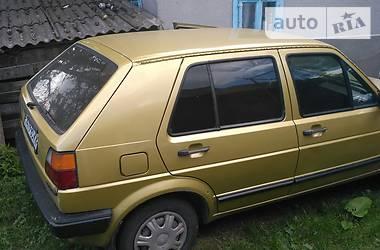Volkswagen Golf II 1987 в Ровно