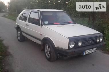 Volkswagen Golf II 1989 в Полонном