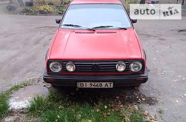 Volkswagen Golf II 1985 в Полтаве