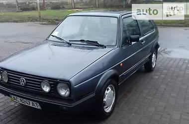 Volkswagen Golf II 1986 в Ровно