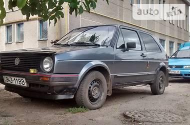 Volkswagen Golf II 1987 в Ружине