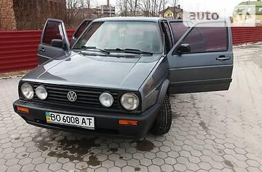 Volkswagen Golf II 1990 в Кременце
