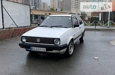 Volkswagen Golf II 1990 в Хмельницком