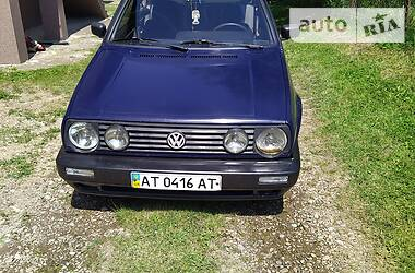 Volkswagen Golf II 1989 в Галиче