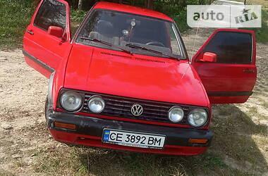 Volkswagen Golf II 1988 в Ивано-Франковске
