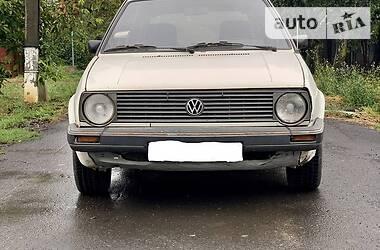 Хэтчбек Volkswagen Golf II 1985 в Ужгороде