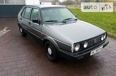 Volkswagen Golf II 1991 в Калуше
