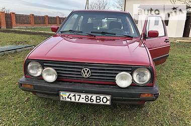 Volkswagen Golf II 1988 в Луцке