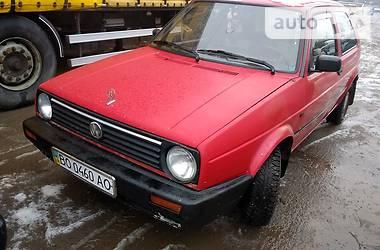 Volkswagen Golf II 1987 в Тернополе