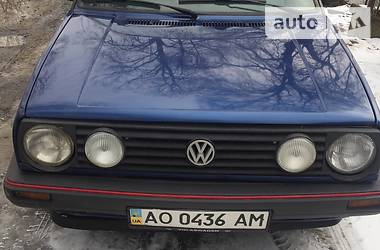 Volkswagen Golf II 1987 в Ужгороде