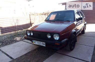 Volkswagen Golf II 1985 в Надворной