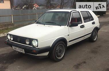 Volkswagen Golf II 1984 в Тячеве