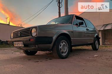 Хетчбек Volkswagen Golf II 1986 в Харкові