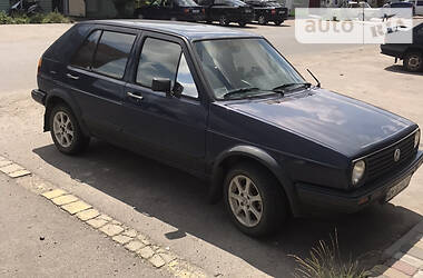 Хетчбек Volkswagen Golf II 1987 в Брусилові