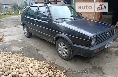 Хэтчбек Volkswagen Golf II 1989 в Ровно