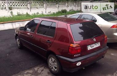 Volkswagen Golf III 1992 в Львове