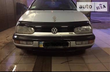 Volkswagen Golf III 1993 в Иваничах
