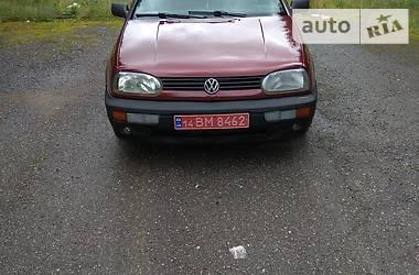 Volkswagen Golf III 1994 в Стрые