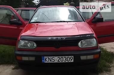 Volkswagen Golf III 1993 в Черновцах