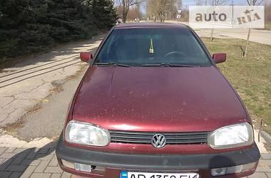 Volkswagen Golf III 1997 в Запорожье