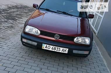 Volkswagen Golf III 1993 в Ужгороде