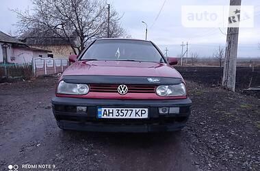 Volkswagen Golf III 1997 в Доброполье