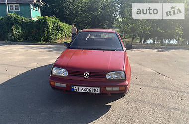 Хэтчбек Volkswagen Golf III 1995 в Киеве