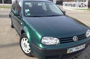 Volkswagen Golf IV 2000 в Львове