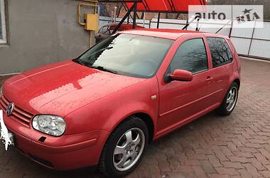 Volkswagen Golf IV 2002 в Києві