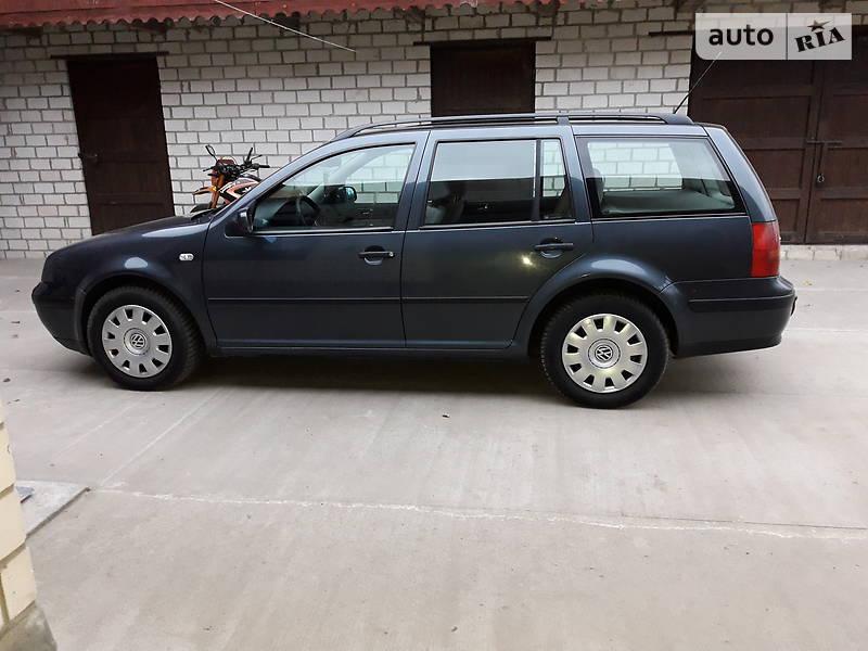 Унiверсал Volkswagen Golf IV 2002 в Березному