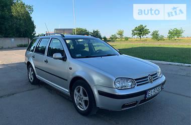 Volkswagen Golf IV 2002 в Первомайске