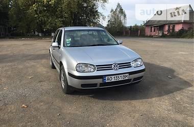 Volkswagen Golf IV 2000 в Хусте