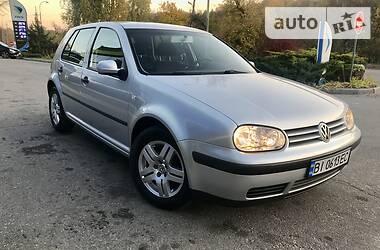 Volkswagen Golf IV 2002 в Полтаве