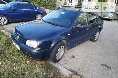 Volkswagen Golf IV 2001 в Коростене