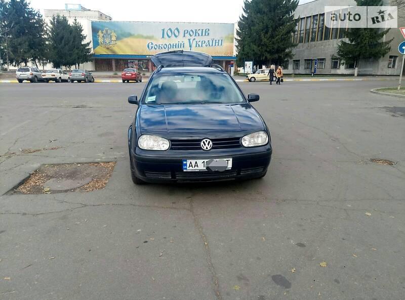 Унiверсал Volkswagen Golf IV 2004 в Києві