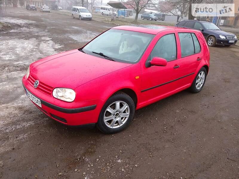 Volkswagen Golf IV 1998 в Снятине