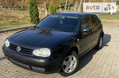 Volkswagen Golf IV 2002 в Прилуках