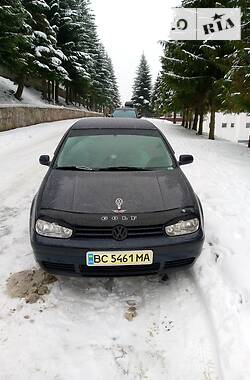 Volkswagen Golf IV 1998 в Сколе
