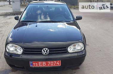 Volkswagen Golf IV 1999 в Луцке