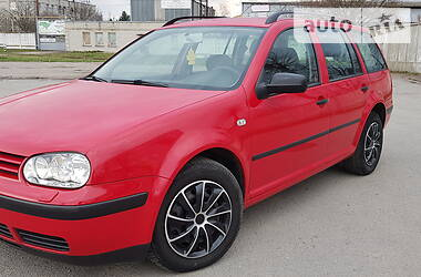 Volkswagen Golf IV 2001 в Житомирі