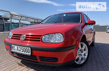 Volkswagen Golf IV 1998 в Сарнах