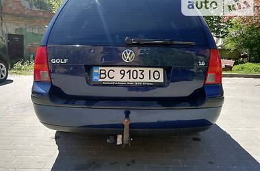 Volkswagen Golf IV 2004 в Львове