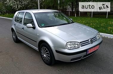 Volkswagen Golf IV 2002 в Староконстантинове