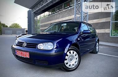 Хэтчбек Volkswagen Golf IV 2002 в Тернополе
